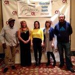 Go team judges! #yorvoice @NicaShirey http://t.co/aKAeGdyhcb
