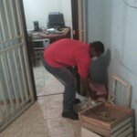 Asesoría @Mercal_Sucre realizó trabajo voluntario en apoyo al Censo Hogares de la patria comunidad de Cumana http://t.co/zy9Udykpum