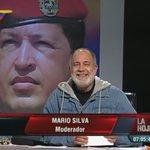 [AHORA] ¡Prepárense! Comienza @LaHojillaenTV con Mario Silva ¡¡¡Cuidaooooo!!! http://t.co/ICtugjDmKG