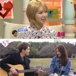 #AOA Choa Says She Was Surprised at How Lee Jong Hyun Treats Gong Seung Yeon on #WeGotMarried http://t.co/s7W7jTofeV http://t.co/6QIROqTJfm