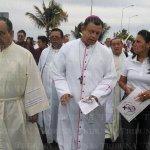 """#AlMomento La diputada federal @LandyBerzunza participa en """"Marcha Por La Vida"""". #Campeche http://t.co/btefYziJZK"""
