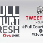 For every RT $1 will be donated to refresh a bball court in Sacramento! #FullCourtRefresh #Over21 http://t.co/uYm63oMWRY