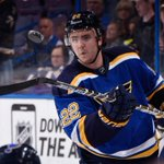Hes back! Shattenkirk and the @StLouisBlues face off now. #CBJvsSTL http://t.co/Gkne7fA5Sx