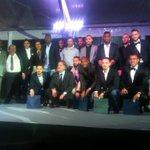 Les Champions de France 2012 réunis pour recevoir leur récompense ! #MHSC http://t.co/LKQZiPqoOp
