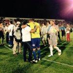 El Campanil celebra su segundo título de la #CopaChile MTS. Representará a Chile en la #CopaSudamericana 2015 http://t.co/oadIUxGTSy
