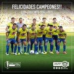 Saludamos a @cdudeconce por su título de la #CopaChile MTS 2014-2015. ¡Felicidades, campeones! http://t.co/hZQZ2yb8Mt