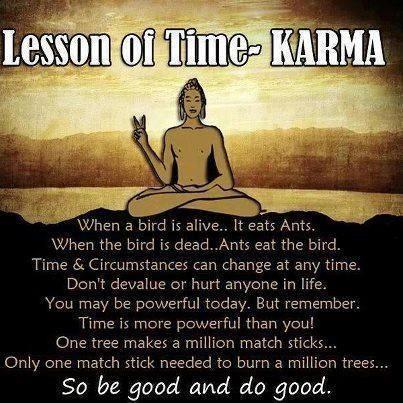 Karma: http://t.co/n3WNLWB80p