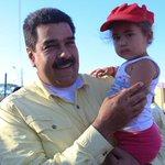 #FOTO @NicolasMaduro: El destino de Venezuela es la libertad, la felicidad y el socialismo #VenezuelaNoEsAmenaza http://t.co/m0bC98P8jh
