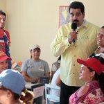 #FOTO @NicolasMaduro: Venezuela es una patria de paz, soberana y socialista #VenezuelaNoEsAmenaza http://t.co/N9tumuBFFW