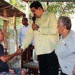 #FOTO @NicolasMaduro: Venezuela es una patria de paz, eso sí, independiente, libre, soberana y socialista http://t.co/KZ5ND3MgLc