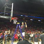 @olivia_BSer @news8news @news8gregg @BadgerMBB @BronsonK_24 cutting his piece of the net. #FinalFour #OnWisconsin http://t.co/pjcS93scxm