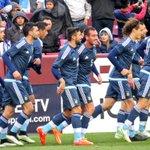 #GiraPorEEUU Todo el grupo de la Selección saludó a @fedemancuello por su golazo. ¡Grande, Mancu! http://t.co/oFCVSl0z12