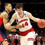 Wisconsin 85, Arizona 78: Wisconsin Defeats Arizona to Advance to the Final Four http://t.co/hLvLJY8woH http://t.co/sHkc7kHJxb