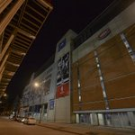 All the lights outside of the Bell Centre have been turned off for #EarthHour2015. How are you participating? http://t.co/zA4POHQMoU