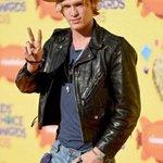 @CodySimpson at the 2015 Kids Choice Awards today #KCAs http://t.co/w9kKpkNPvt