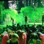 @5SOS @Michael5SOS @Calum5SOS @Luke5SOS @Ashton5SOS so much slime omg ???????? It looks like you guys had fun out there http://t.co/uBPuGHvaSk