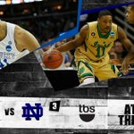 Youre not going to want to miss the 2nd half. Notre Dame and Kentucky tied at 31. #NDvsUK #Elite8 http://t.co/y5IJt6pGsS
