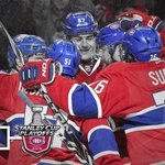 Stanley Cup Playoffs bound. See you when the postseason begins April 15, @CanadiensMTL. http://t.co/Bfre7TNRsB