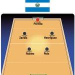 Alineaciones de El Salvador-Belice en el premundial de fútbol playa http://t.co/3SVBQqwDPq