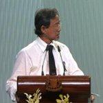 """PM, SM, MM ... farewell, my friend, farewell"" - Mr Sidek Saniff #rememberingLKY http://t.co/IQEE0ENKZA"