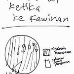 Sehabis menggambar diagram waktu yg dihabiskan seseorang ketika di kawinan: http://t.co/lcCuVPcM37