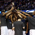 For the fourth time in 5 years, Kentucky wins its region to advance to the Final Four. http://t.co/JshgAmpQR2