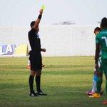 Vía @TribunaJaguar - Ni los goles, ni los jugadores. Las protagonistas fueron las tarjetas http://t.co/gFlFtOx05q http://t.co/JUBtMXqCQk