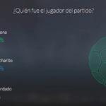 Para ti, ¿quién fue el jugador del partido? Vota aquí: http://t.co/DjKQUMuzbu #AquíEstamos http://t.co/oAwOm3Otl3