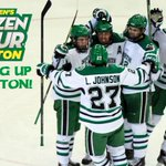 Shipping up to Boston: UND wins Regional final 4-1 http://t.co/NcDTeEIWEX #UNDproud http://t.co/v8srYNhdOa