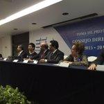 Mensaje de Carlos Luis Valle, Presidente de la Asociación de Empresarios y Ejecutivos. #Oaxaca http://t.co/Ch7nJ5Vgc3