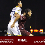 FINAL: Republic FC earns a 3-2 win over @LAGalaxyII. #LAvSAC http://t.co/36cscZ6VpO