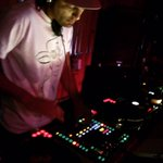 Right now @djChorizoFunk from #Austin playin #houston 4617 Nett GiveItToMeBaby http://t.co/5GrwC6Hdvd