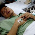 """""""@NST_Online: Host Awal Ashaari injured in car accident http://t.co/F0Gn5n3m89 http://t.co/GjirfHgBZJ"""""""
