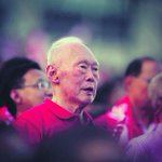 President Tan: We will miss #LeeKuanYew at NDP, but he will be foremost in our minds, hearts http://t.co/s7b8Ir4wZ6 http://t.co/iKJppmpnOg