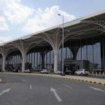 صور متنوعة لـ #مطار_الامير_محمد_بن_عبدالعزيز الدولي الجديد بـ #المدينة_المنورة والذي سيفتتح قريباً ( ١ ) http://t.co/ZMvAsPBU1X