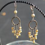 Dangling earrings long dangle earrings cheap dangle by JabberDuck http://t.co/OWzOq3hxpj http://t.co/gCdbG0oSWM