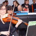 """Evènement réalisé à l'occasion d'""""Orchestres en fête !"""" dans toute la France @OONMLR #montpellier http://t.co/T8Cj7BuFH8"""