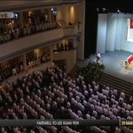 End of National Anthem marks the end of the State funeral Service for #LeeKuanYew http://t.co/s7b8Ir4wZ6 http://t.co/72YIhERp0Y