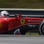Ferraris Sebastian Vettel wins the #MalaysiaGP. Live reaction: http://t.co/s6S6OmjZa3 #bbcf1 http://t.co/zcHR2jt76A
