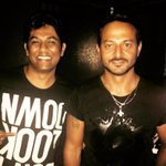 """@KunalMudliyar: Thank you Mr @nikhilchinapa for rocking pune #red dimension"