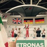 """La Ferrari torna lá dove è la sua storia, sul gradino più alto del podio """"@ScuderiaFerrari: #redseason #MalGP http://t.co/4BWJaWBvHB"""""""