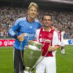 #AjaxKalender: Vandaag is onze directeur voetbalzaken Marc Overmars 42 jaar geworden. Gefeliciteerd Marc!