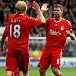 Todays #LFCAllStars charity match sums up Steven Gerrards stature, explains @Dirk_18_Kuyt: http://t.co/67GerJdZqu http://t.co/SOvpzqxp2q""