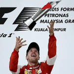 Victory for Sebastian Vettel makes him the most successful driver in #MalaysianGP history with four wins. #bbcf1 http://t.co/mCyQH0kHyi