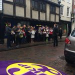 #UKIP members out in force in #Rochester & #Strood this morning to support re-election of @MarkReckless http://t.co/6gERMvHMqp