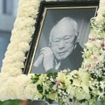 "Read Sidek Saniffs eulogy for #LeeKuanYew: ""PM, SM, MM - farewell, my friend. Farewell"" http://t.co/JhfbXpwHPj http://t.co/K7Yoz499dU"