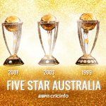 Dominant Australia complete another golden summer with fifth World Cup title http://t.co/XIwuiHxWU8 #CWC15 #UPDATE http://t.co/w3wwLFHISj