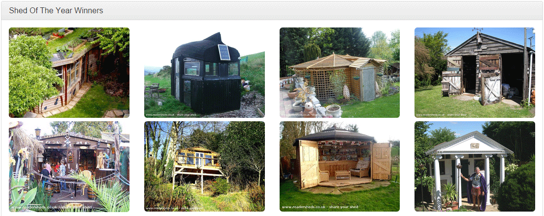 Just a reminder that #shedoftheyear 2015 entry closes the 7th April - so hurry up! http://t.co/kHtGdZYxRj please RT http://t.co/a7LJij6SsX