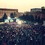 #Днепропетровск вчера http://t.co/fmKijZ2IQu