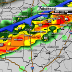 Rain returns to #valleywx soon-- some could be heavy: http://t.co/amiLYmxQtx http://t.co/jDrZ0Elaca